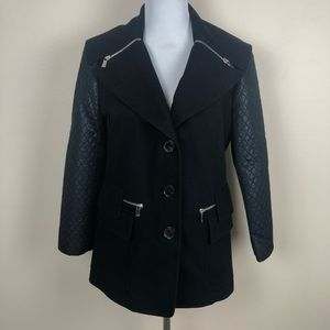 Michael Kors Made in Italy wool coat size 12